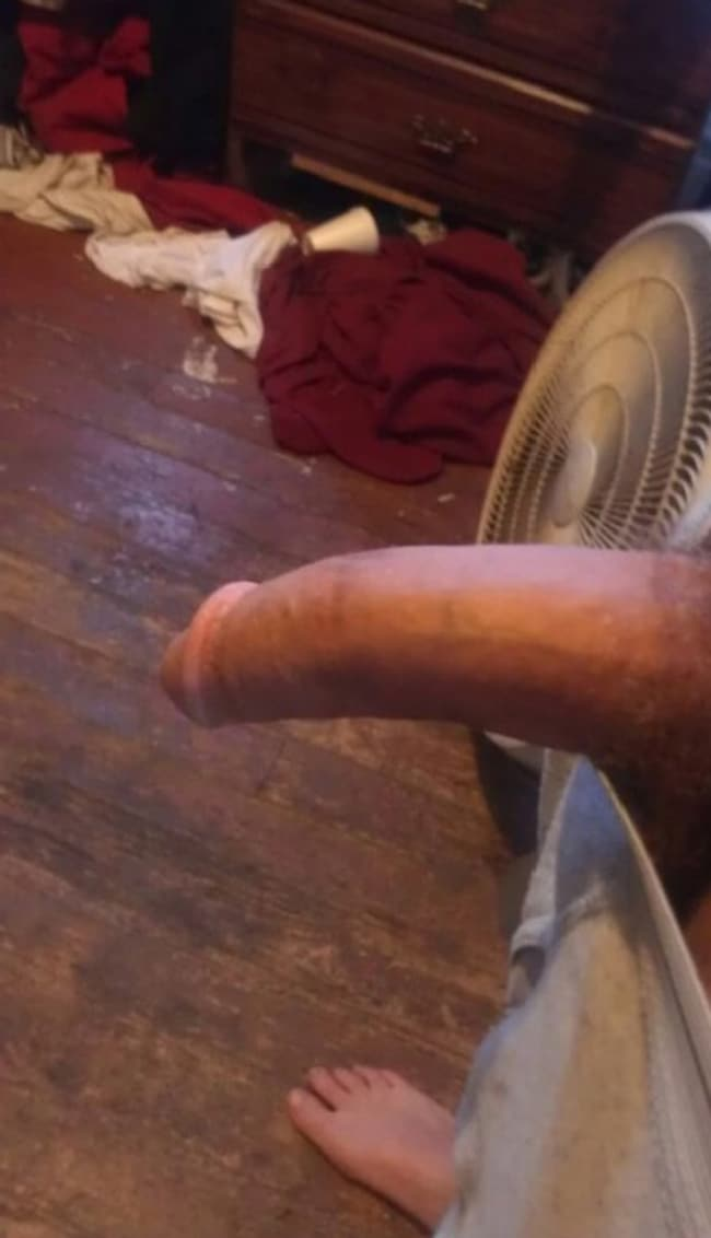 Hard Cut Cock Close Up
