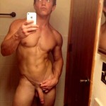 Sexy Nude Muscle Teen Boy Taking Pics